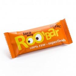 Roobar Physallis-Orange Riegel 50g