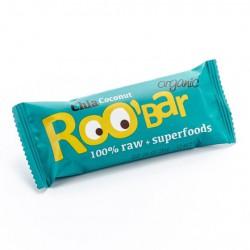Roobar Chia-Kokosnuss Riegel