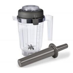 Vitamix 0,9 l-Tritan-Behälter mit Nass-Schneidemesser